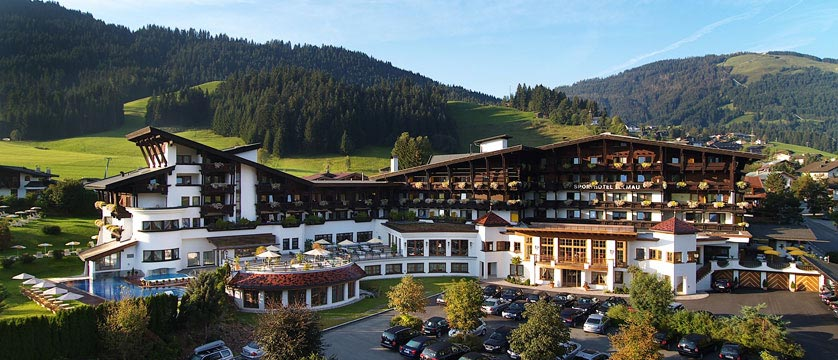 Sporthotel Ellmau, Ellmau, Austria - Exterior.jpg
